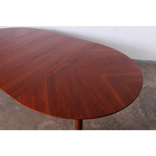 Dining Table by Finn Juhl for Baker For Sale - Image 12 of 13