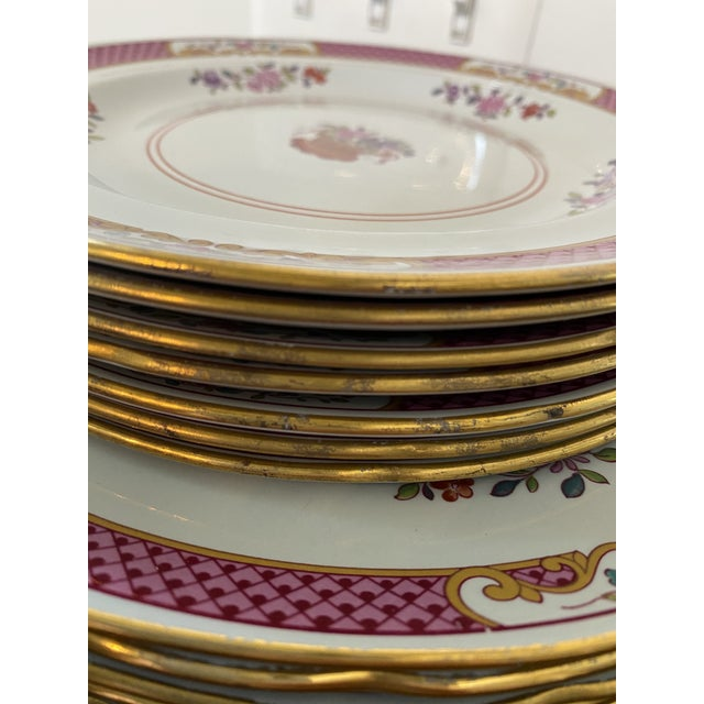 Spode China Lord Calvert Pattern Service for 8 Dinnerware - 60 Piece Set For Sale - Image 10 of 12