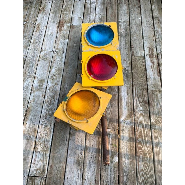 Authentic Econolite Traffic Signal For Sale - Image 10 of 10