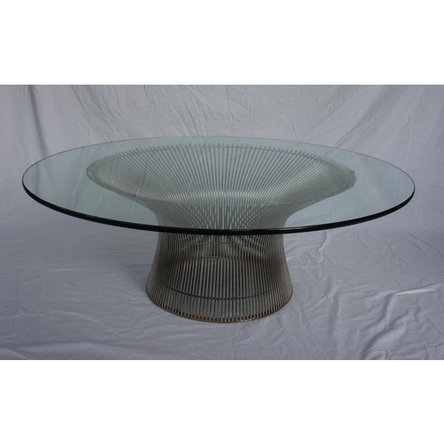 Warren Platner Coffee Table by Knoll - Image 2 of 11