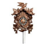 Image of Antique Black Forest Cuckoo Clock For Sale