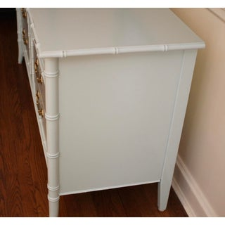 Thomasville Allegro Faux Bamboo Chinoiserie Fretwork Dresser Preview