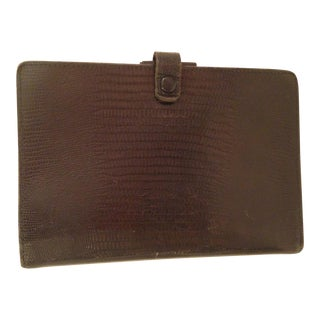 Vintage Barney's New York Filofax For Sale