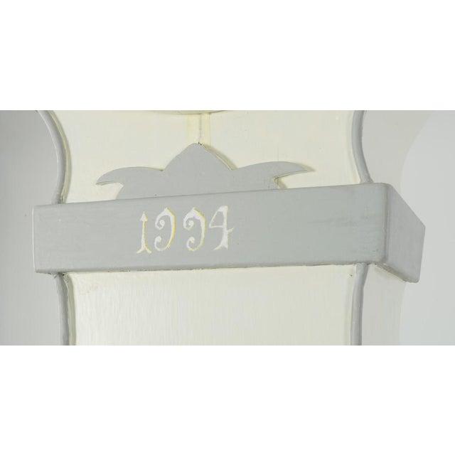 Gustavian (Swedish) Swedish Mora Clock For Sale - Image 3 of 6