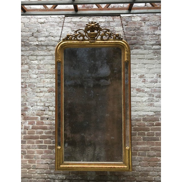 Late 19th Century 19th Century Mirror For Sale - Image 5 of 6