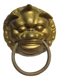 Image of Asian Door Knockers