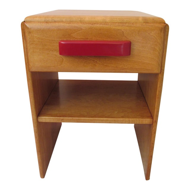 Russel Wright for Conant Ball Nightstand - Image 1 of 8