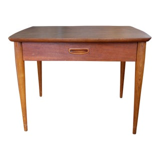 Lane Furniture Mid-Century Modern Wood End Table