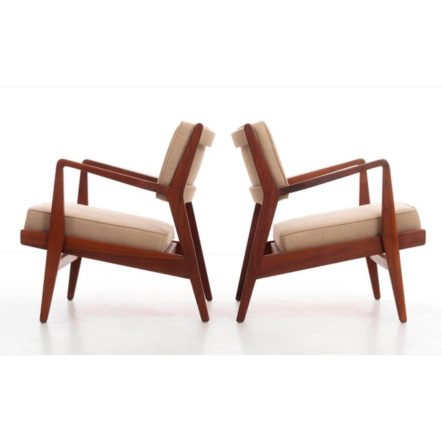 Jens Risom Lounge Chairs - Image 4 of 13