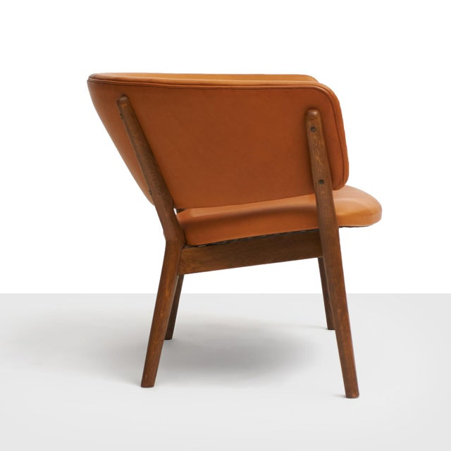 1950s Nanna Ditzel Model #ND83 Lounge Chairs - a Pair For Sale - Image 5 of 10