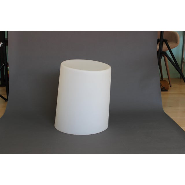 Modern Modus Furniture 10 Degree Indoor/Outdoor Stool For Sale In Chicago - Image 6 of 6