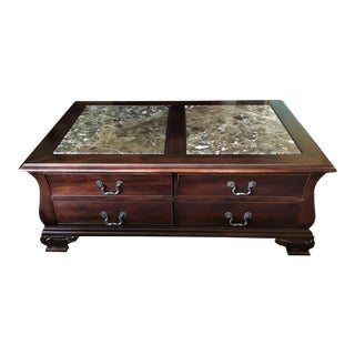 Sherrill CTH Wood Coffee Table
