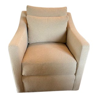 Cisco Brothers Rebecca Swivel Chair For Sale