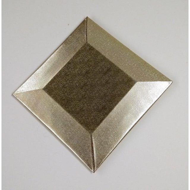 Art Deco Ceramic Heart Tile Tray - Image 6 of 8