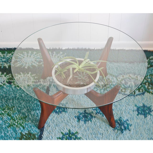 1649-PT Adrian Pearsall Coffee Table W/ Planter - Image 7 of 8