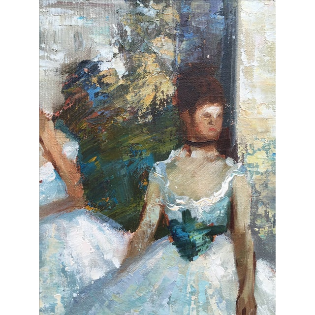 """Edgar Degas """"The Dance Class"""" Reproduction - Image 7 of 11"""