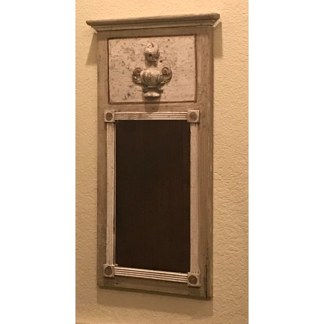 2000 - 2009 French Trumeau Style Mirror For Sale - Image 5 of 5