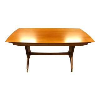 Danish Mid-Century Modern Extendable Table