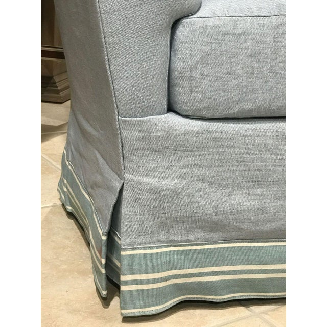 Henredon Wilshire Slipper Chair - Image 6 of 6