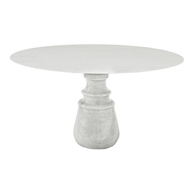 Pietra Round Dining Table From Covet Paris For Sale