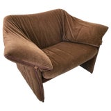 """Image of Mario Bellini """"Le Stelle"""" Lounge Chair for B&b Italia For Sale"""