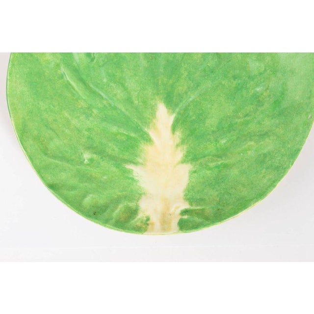Dodie Thayer Lettuce Side Plates - a Pair For Sale - Image 9 of 11
