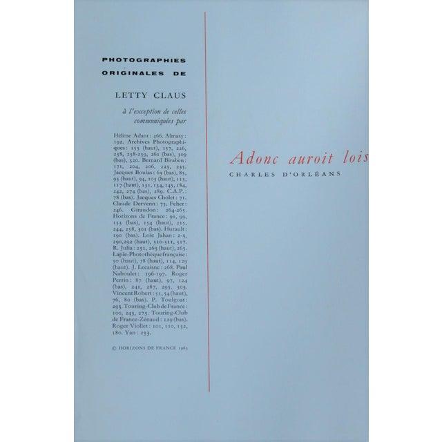 1963 Portrait de la France Coffee Table Book - Image 6 of 7