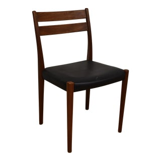 Svegards Markaryd Teak Chair For Sale