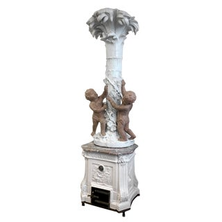 Louis XVI Heating Stove For Sale