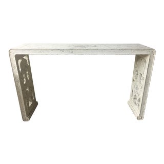Century Furniture Garden Console For Sale