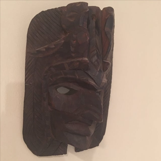 Tribal Mask - Image 3 of 5