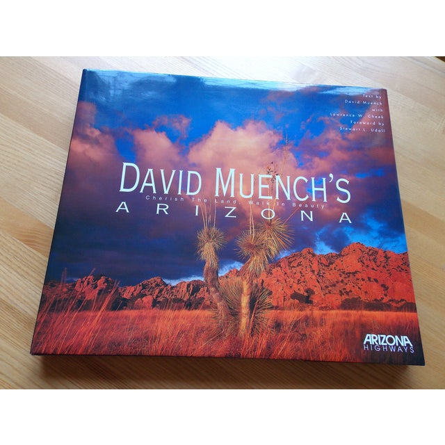David Muench's Arizona Photography Coffee Table Book - Image 5 of 8