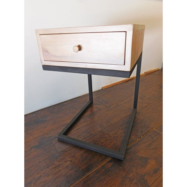Mid Century Style Finley Nightstands - Pair - Image 7 of 11