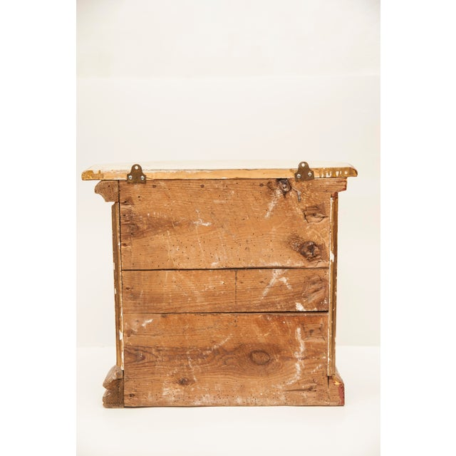 Italian Gilt Wood Brackets - A Pair - Image 5 of 6