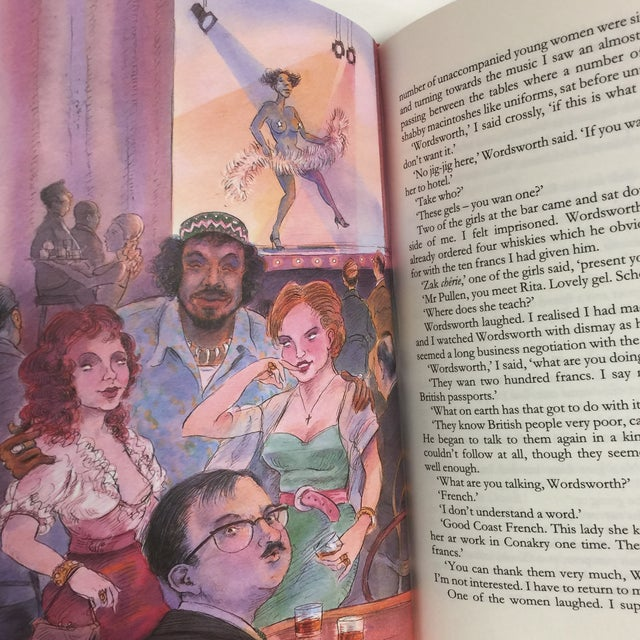 Paper Travels With My Aunt Graham Greene Folio Society For Sale - Image 7 of 10