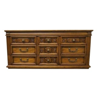 20th Century Italian Thomasville Furniture Acanto Dresser For Sale