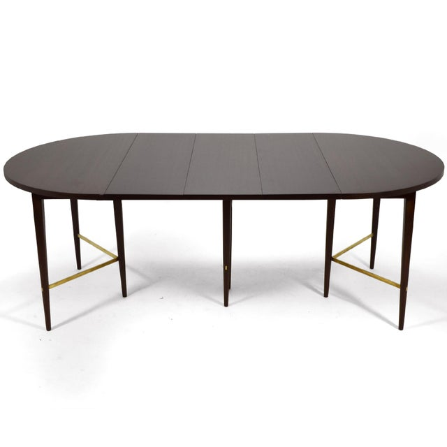 Paul McCobb Extension Dining Table by Calvin For Sale - Image 11 of 11