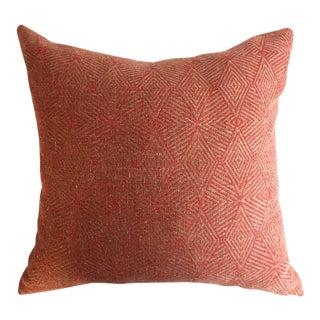 Triad Cinnabar Pillow For Sale