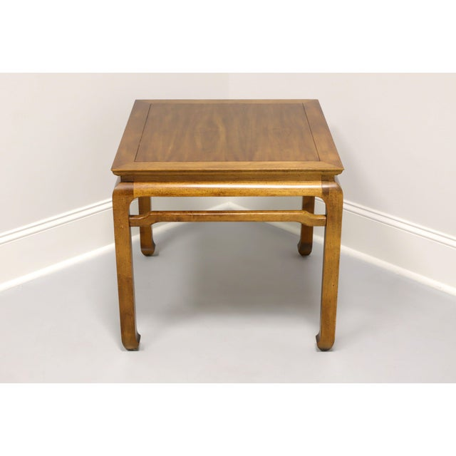Chinoiserie Century Chin Hua Raymond Sobota Asian Chinoiserie Accent Table For Sale - Image 3 of 9
