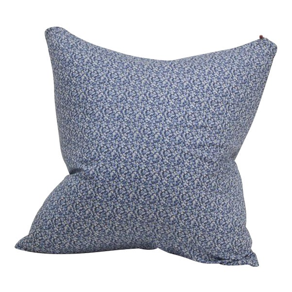 Liberty of London Floral Pillow Cover - Image 1 of 5