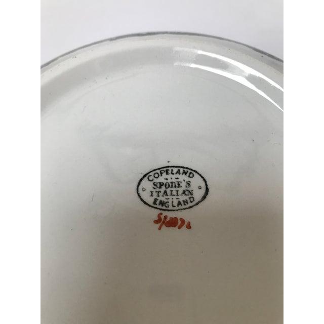 Ceramic Beautiful Copeland Spode England Italian Bowl For Sale - Image 7 of 7