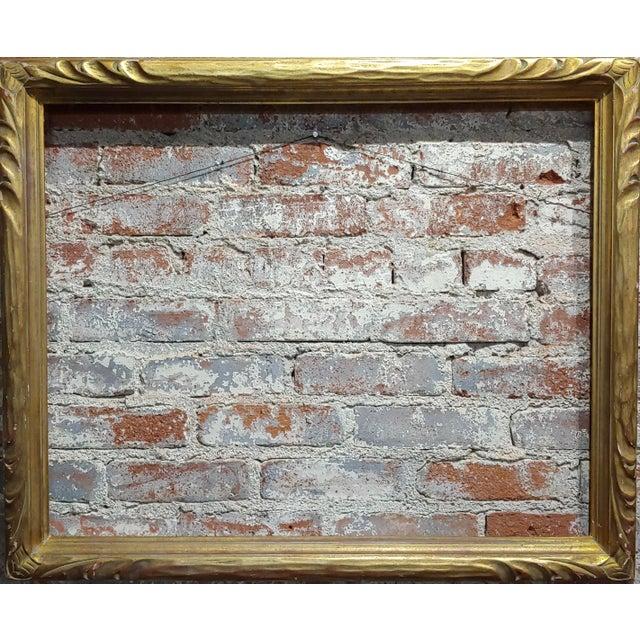 "Art Nouveau 24x30"" Gilt Wood Frame -c1900s frame size 35 x 30"" inside frame 18 x 23"" A beautiful piece that will add to..."