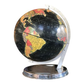 Mid 20th Century Replogle 12 Inch Starlight Globe For Sale