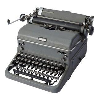 Vintage Typewriter For Sale