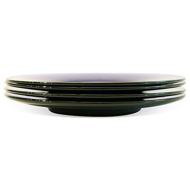 Cobalt Blue Dessert Plates - Set of 4 - Image 3 of 3