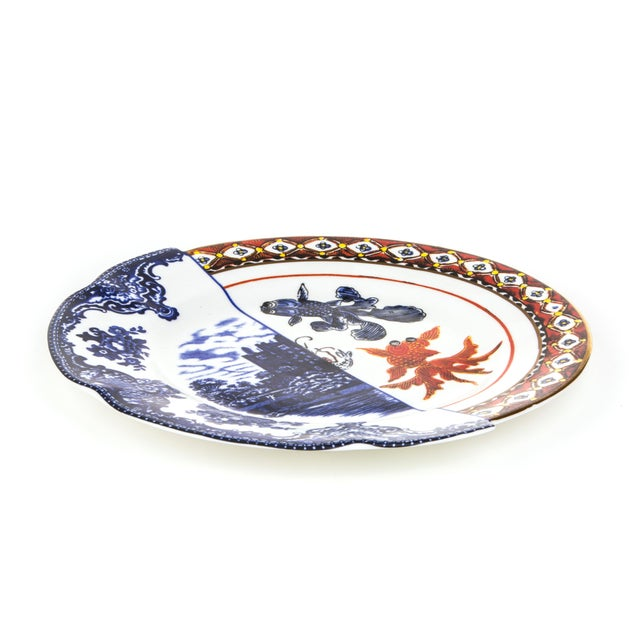 Porcelain Seletti has focused on contemporary design as cultural comment since its founding in 1964. Based in Mantua,...
