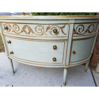 Niermann Weeks Bowfront Commode Preview