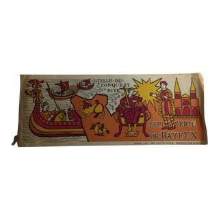 Vintage Tapisserie De Bayeux Book
