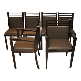 Pierre Vandel Dining Chairs For Sale