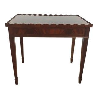 Federal Hekman Furniture Copley Place Tea Table For Sale